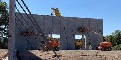 Concrete Masonary Unit Construction